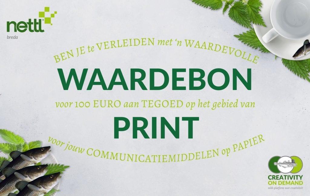 COD-NB Waardebon - Print
