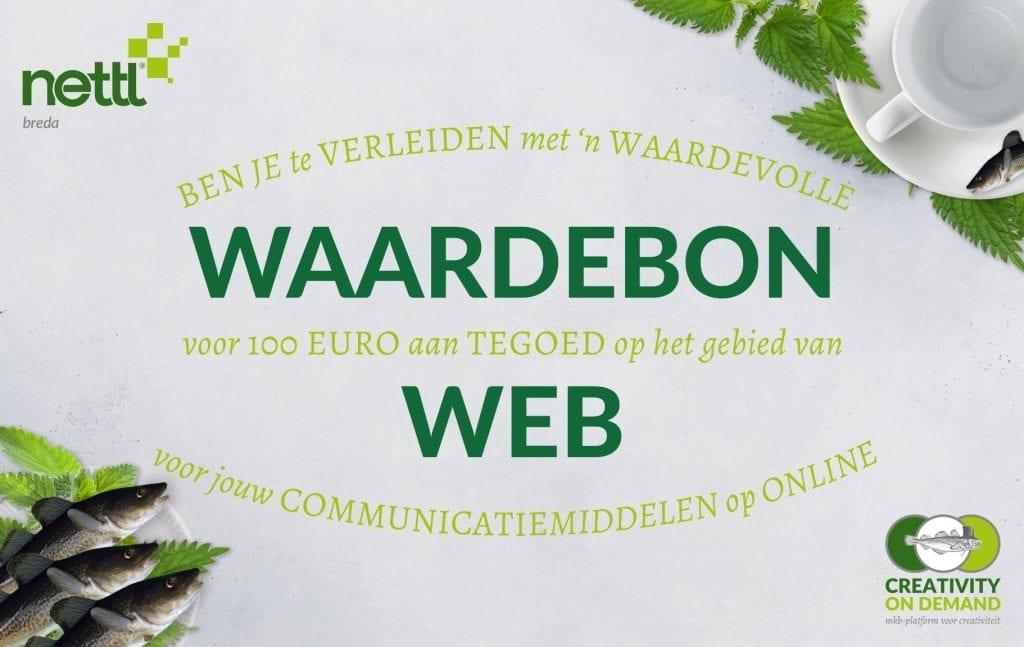 COD-NB Waardebon - Web