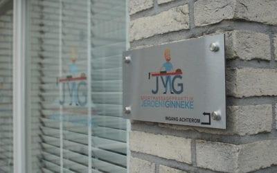 Sportmassage JvG