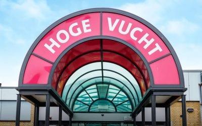 Winkelcentrum Hoge Vucht